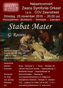Stabat Mater 2019 Poster listview